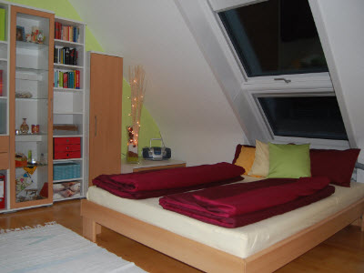 Bed and Breakfast - Gästezimmer Karlsruhe